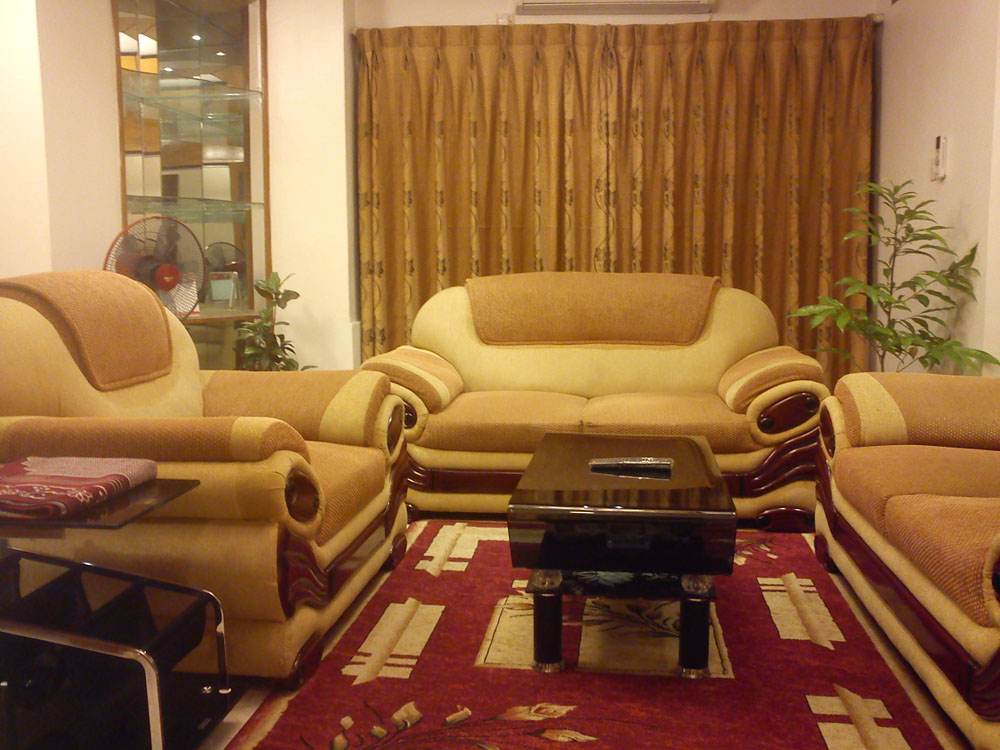 1550 Sqft Posh And Exclusive Well Furnished Apartment For Rent At