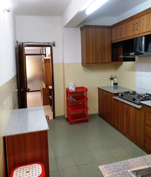 Available 3 Bedroom Apartments: 2150 Sq.ft. 3 Bed Room Fully Furnished Apartment For RENT