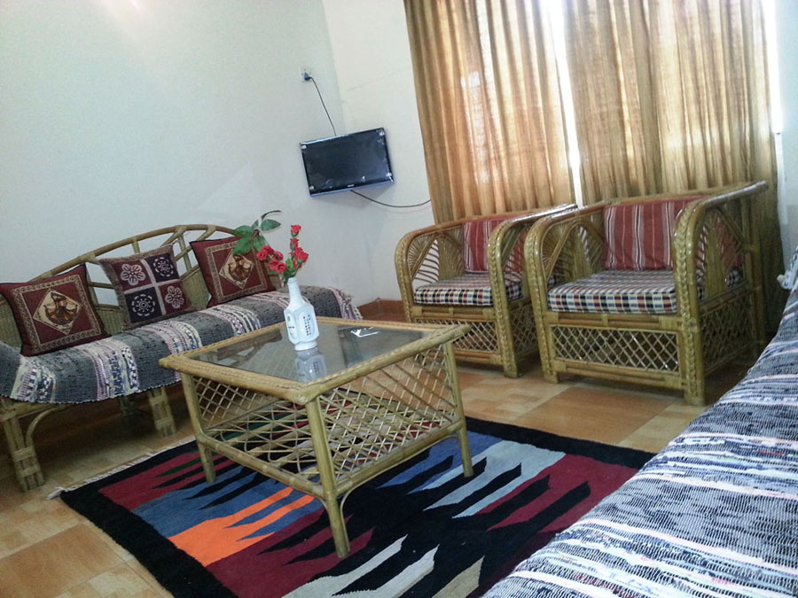 950 fully furnished flat for rent at uttara sector for Apartment design in dhaka