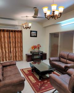 Available Now Banani : 2250 Sq.feet 3 Bedrooms fully furnished apartment for rent at Banani