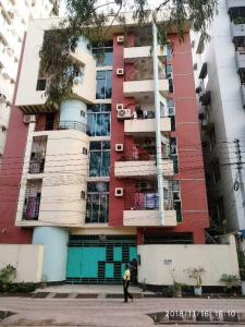 Occupied: UTTARA Sector-6: 1600 Sq.feet. (3 Bed Room) Fully furnished Service Apartment for rent at Uttara, Sector-6, Dhaka-1230, Bangladesh.